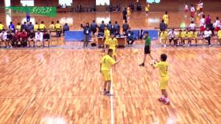 H26年 第23回JOCハンドボール大会岐阜VS東京(ダイジェスト)(男子決勝トーナメント1回戦)