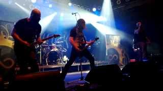 Soilwork - The Chainheart Machine (live @ Pakkahuone, Tampere, Finland) 29.11.2013
