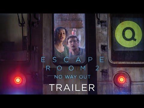 ESCAPE ROOM 2: NO WAY OUT - Trailer - Ab 19.8.21 nur im Kino!