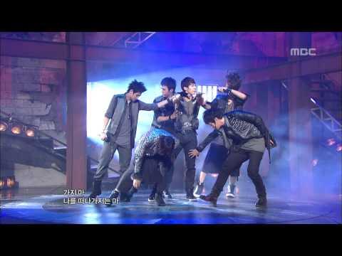 BEAST - Breath, 비스트 - 숨, Music Core 20101009