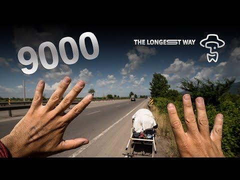"The Longest Way ""9000km dance"" (in Iran)"