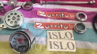 Moto Islo Zorrito #1