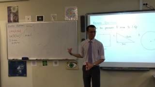 Review Questions (Perimeter & Area)