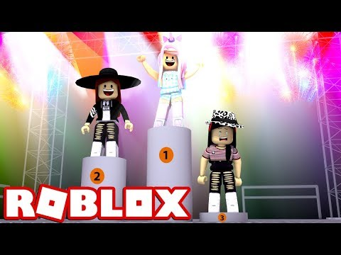 Dress Up Contest With TwoSistersToyStyle In Roblox Fashion Famous
