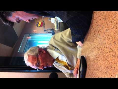 Norman Brahman en WQBA 3-11-11
