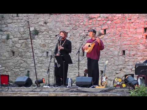 Festival de l'accordéon à Saint Chamas (Locomotive Express)