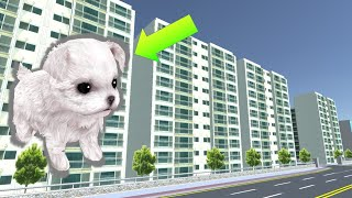 Go to the apartment parking lot for dogs screenshot 4