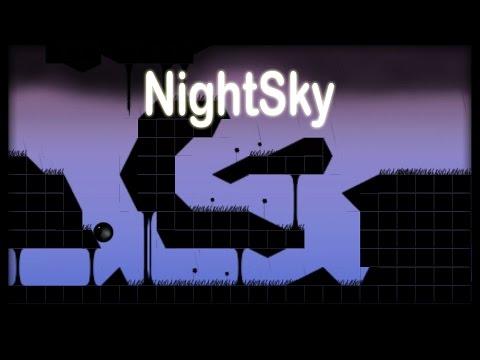 Citra Emulator (CPU JIT) - NightSky (eShop) [1080p / 60 FPS] - Nintendo 3DS - 동영상