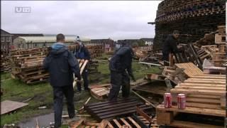 Dup Has 'no Problem' Burning Irish Flag On Bonfire (northern Ireland)