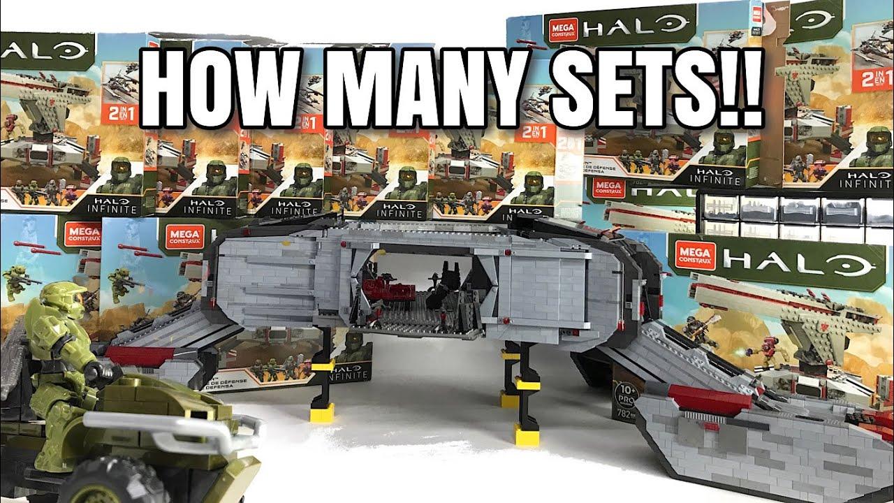 Halo Infinite Banished AA gun Ultimate Build - behind the build.