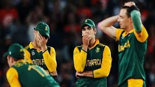 2015 WC New Zealand vs South Africa: NZ create history, SA choke again