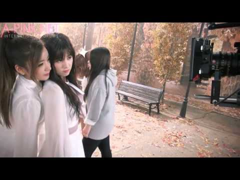 [APINKSUBS] A Pink 'LUV' MV Making Film