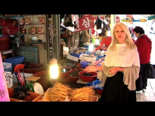 City of Seoul, Korea & Seoul Gourmet - Unravel Travel Travel TV Travel Video