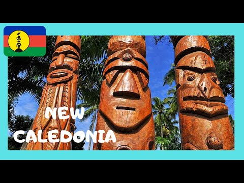 NOUMEA, the fascinating MUSEUM of NEW CALEDONIA (South Pacific Ocean)