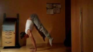 Handstand Training