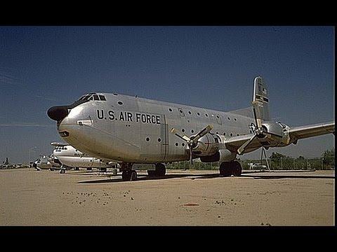 AMARC, el mayor cementerio de aviones del mundo