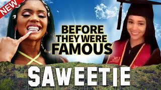 Saweetie   Before They Were Famous   Tap In   2020 Biography