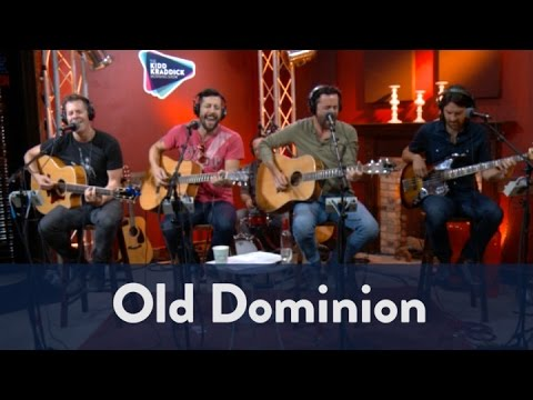 Old Dominion - Break Up With Him [Acoustic] I Kidd Kraddick Morning Show