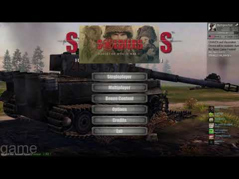 (Men of War Assault Squad 2) S:HFWW2; Revamped and fixed UI, new stuff and yeah  