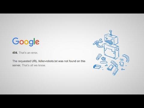 What Happened To Google's Killer-Robots Easter Egg?