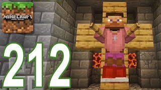 Minecraft: PE - Gameplay Walkthrough Part 212 - The Search (iOS, Android)