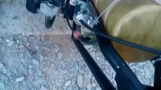 By cylindre de pocket bike