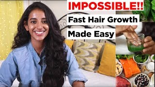 6 Tips To Grow Your Hair Fast Naturally