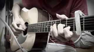 Giấc Mơ Trưa (Thùy Chi)- Guitar Fingerstyle solo. Arr.NghiemDuong