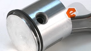 Trimmer Repair - Replacing the Piston & Rod Assembly (Ryobi Part # 753-04367)
