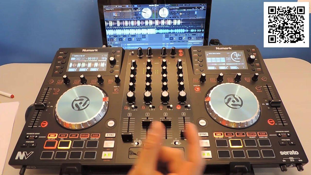 DJ Numark NV