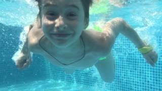 съёмка с iPhone 7 под водой, iPhone 7 water test