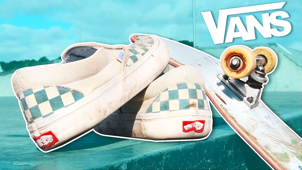 9bfc6d4a1c Are These The Best Skate Shoes  Vans Slip-on PRO! - YouTube