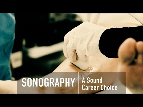 Sonography - A Sound Career Choice