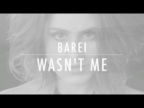 Barei - Wasn't Me
