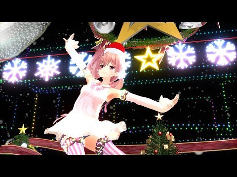 【MMD】『好き!雪!本気マジック』 北上双葉 ちゃんが踊りました。
