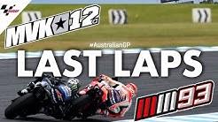 Last 2 laps of the 2019 #AustralianGP!