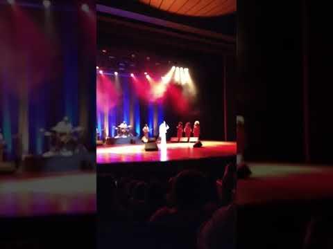 Ben Portsmouth - Tour 2017 - Elvis - The King Is Back - Curitiba -Brazil
