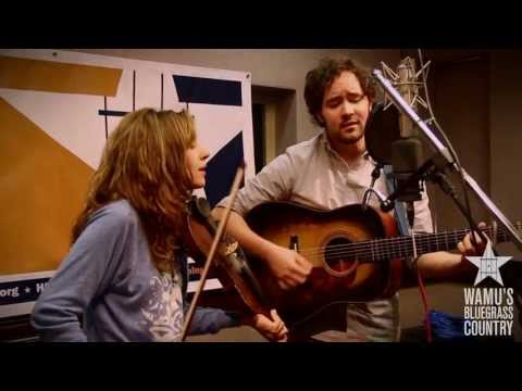 Mandolin Orange - Haste Make [Live at WAMU's Bluegrass Country]