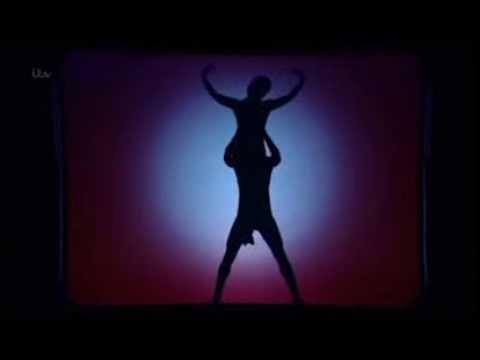 Атракцион Группа театра теней. Британский конкурс талантов 2013