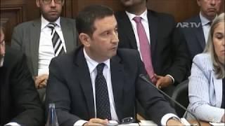 Paulo Rios de Oliveira questiona ex-Ministro Manuel Pinho