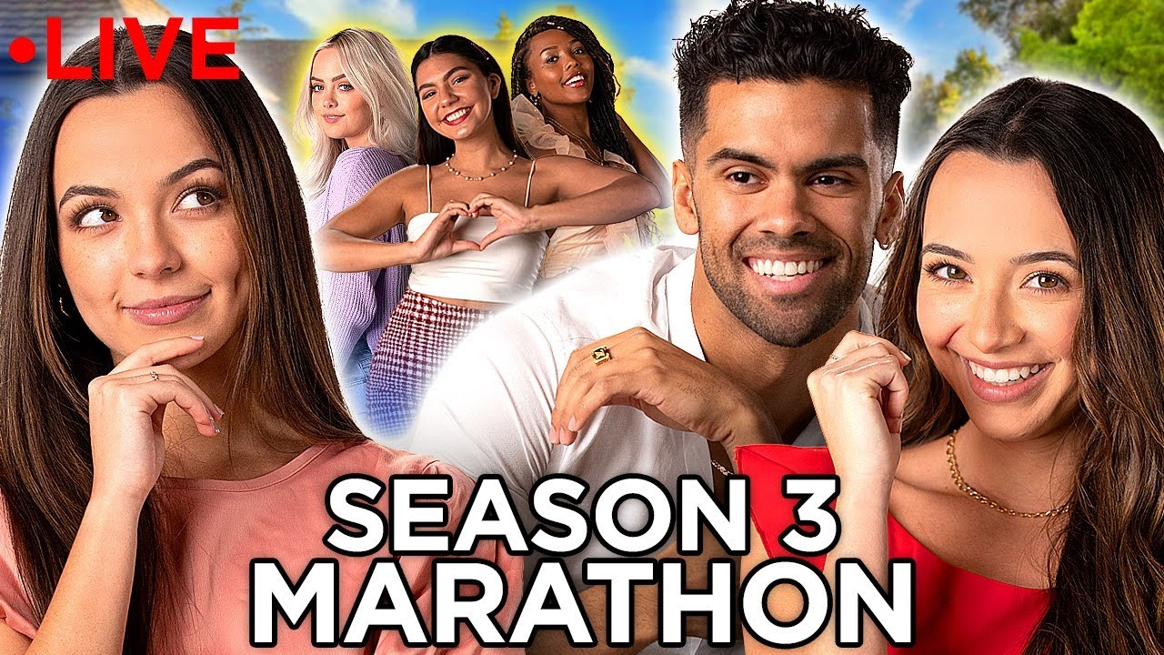 Download 💘 Twin My Heart Season 3 FULL MARATHON w/ Merrell Twins + Nate Wyatt | AwesomenessTV #StreamSquad