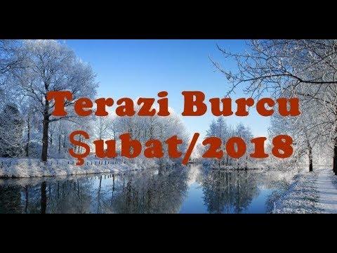 Terazi Burcu Şubat 2018 Astrolojik Yorumu//Astrolog Gülşan Bircan