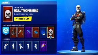 FORTNITE COMMENT GET CUSTOM SKINS (AFTER PATCH)