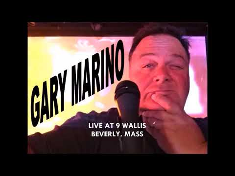 Gary Marino performs Stand Up  Live @ 9 Wallis Live Beverly,  MA