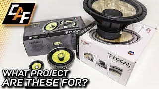 Focal Elite & Performance Speakers Overview