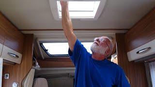 Sicherung für Heki Dachfenster