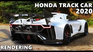 2020 Honda Hyper Track Car