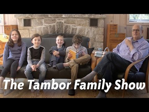 Jeffrey Tambor ed by his children  The Tambor Family