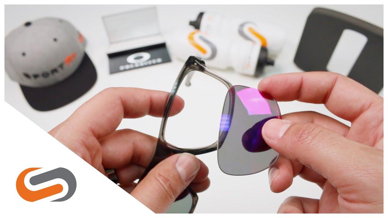 oakley sliver lenses