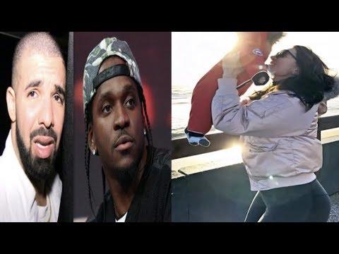 Pusha T drops a Drake diss track exposing Drake's secret son👶